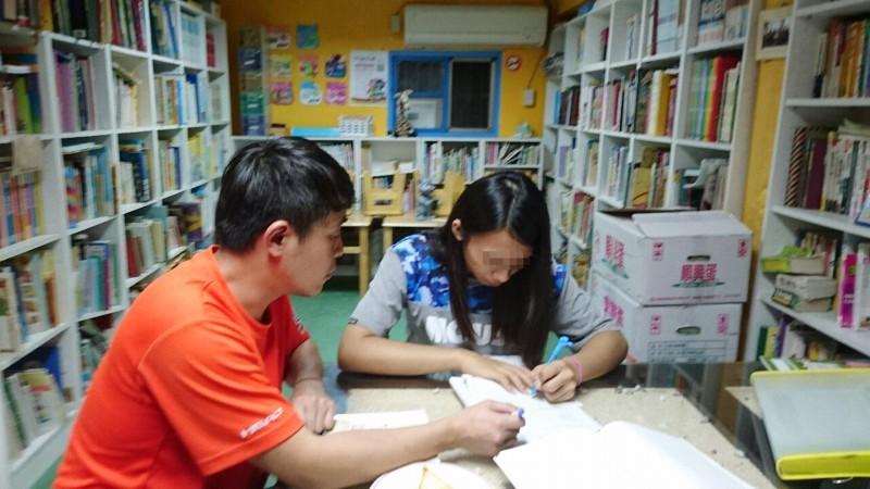 愛,讓一切來得及 台東海端書屋孩子追夢小故事