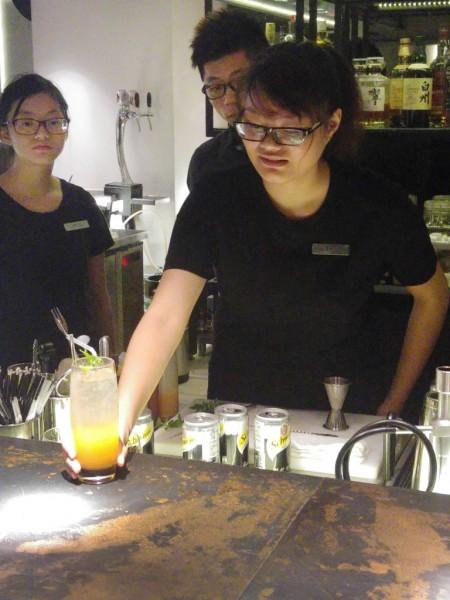 【五心行動-體驗學習】 一日調飲師 活動報導