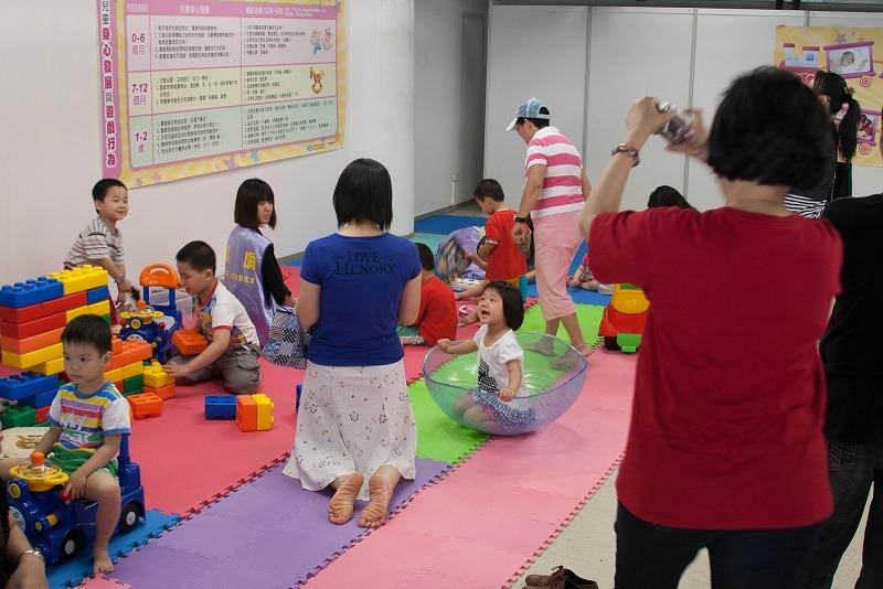 公益連結─安全玩具到靖娟