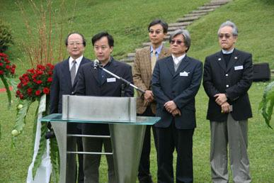 自由的選擇- 2010年於鄭南榕殉道21週年追思紀念會