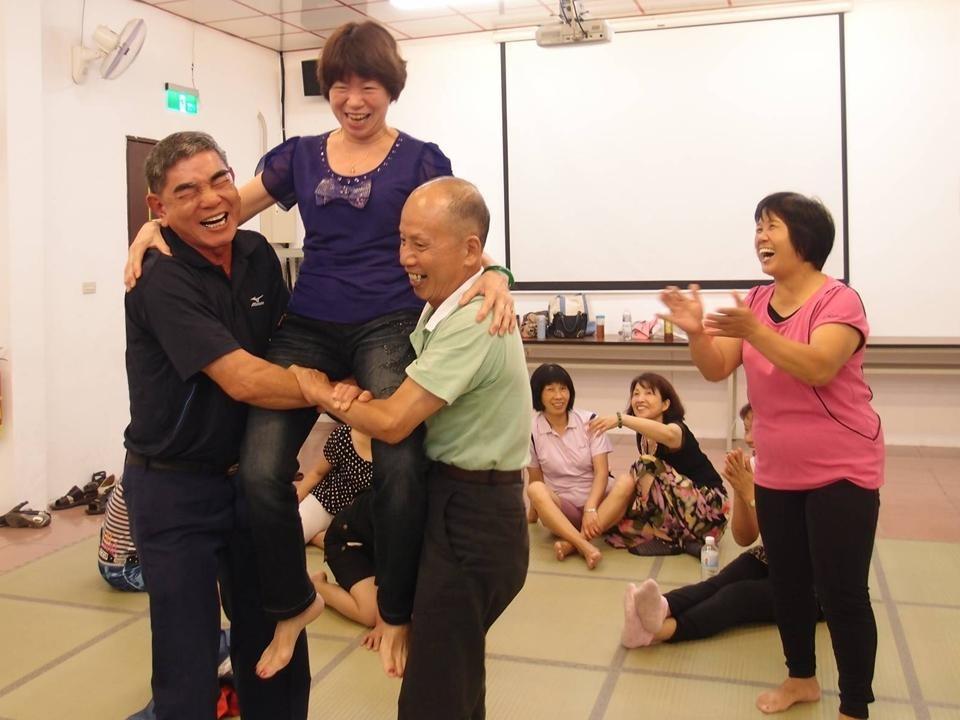 新竹縣社區劇場---新花一朵朵