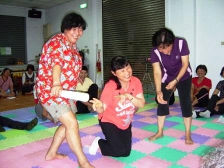 那些彎曲的道路──記新竹社區劇場培力計畫