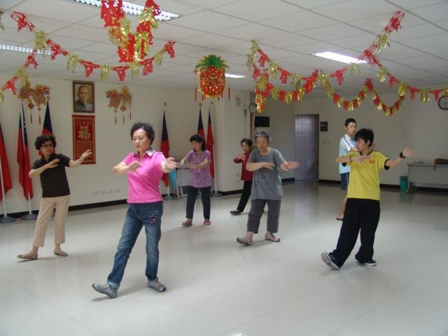 樂活社區行動教室活動開跑 免費養生功夫巡迴率先開鈸