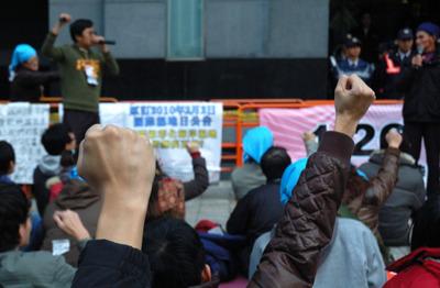 【攝影故事】拒絕政策黑箱 青年集結反國光石化