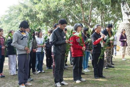 《活動記錄》2013年人權之路.嘉義青年體驗營