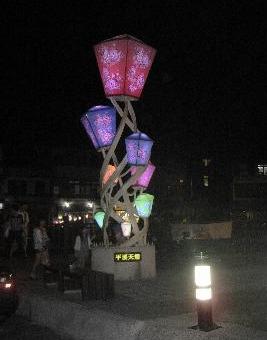 壯遊台灣-平溪賞螢趣
