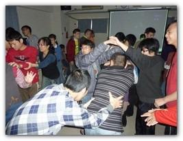 龍山啟能中心的自主團體