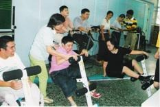 做個有POWER的青年 ~光仁的健康體適能課程