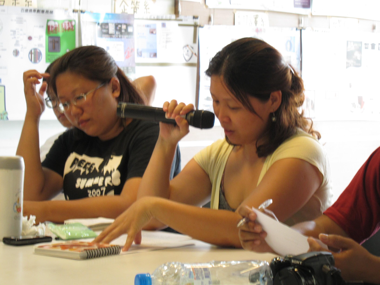 【重建現場】「學著如何解決」─社區個案分析工作坊