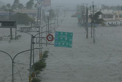 【攝影觀點】八八水災現場直擊