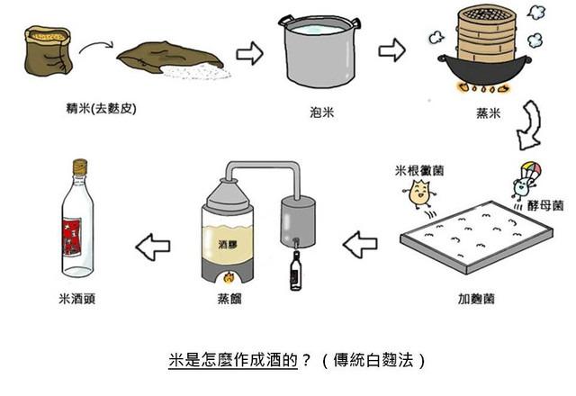 【食物的真相】 米酒(上)米酒是米做的?
