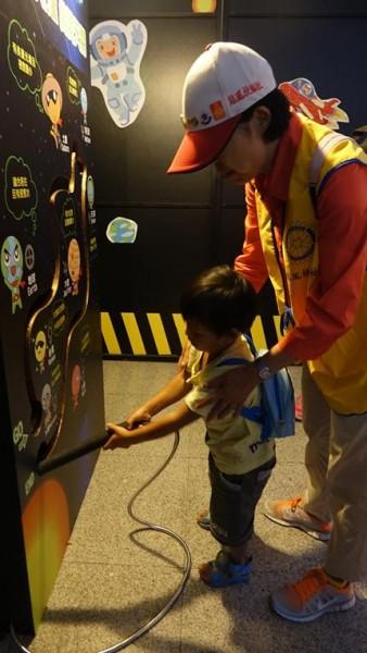 【活動報導】原住民幼兒班戶外教學─台北市立天文館