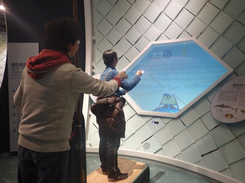 【活動】參訪基隆海科館