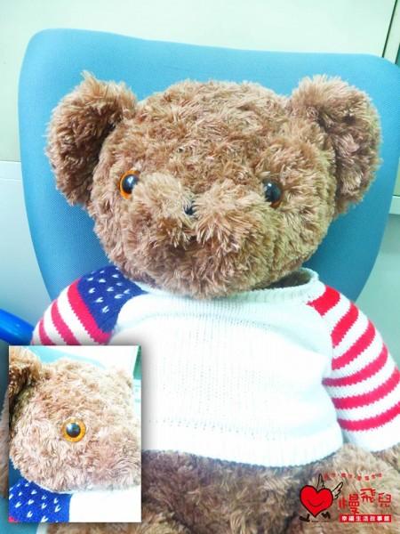 與不完美熊寶貝邂逅在十一月