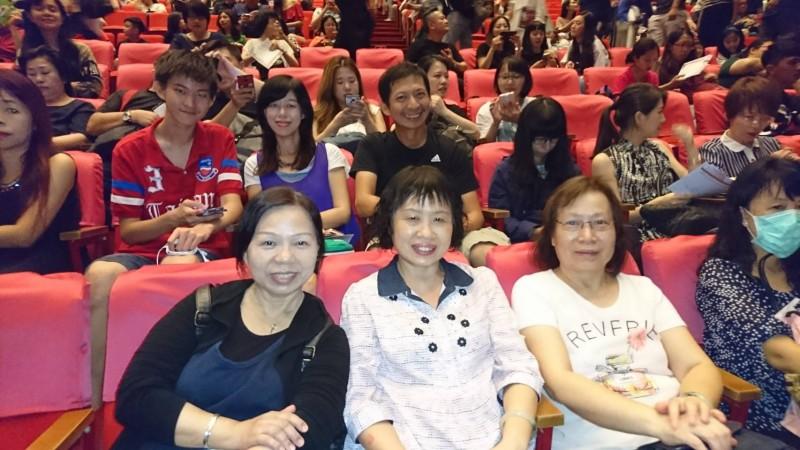 《愛呀,我的媽!》舞台劇-肯愛家聚活動