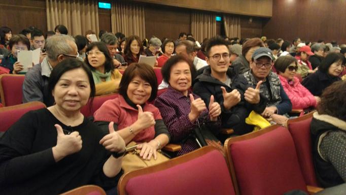 [迴響國樂團-聽見台灣]音樂會-肯愛家聚活動