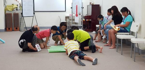 情緒停看聽,小太陽的大腦之旅: 暑期兒童自我探索挑戰營報導