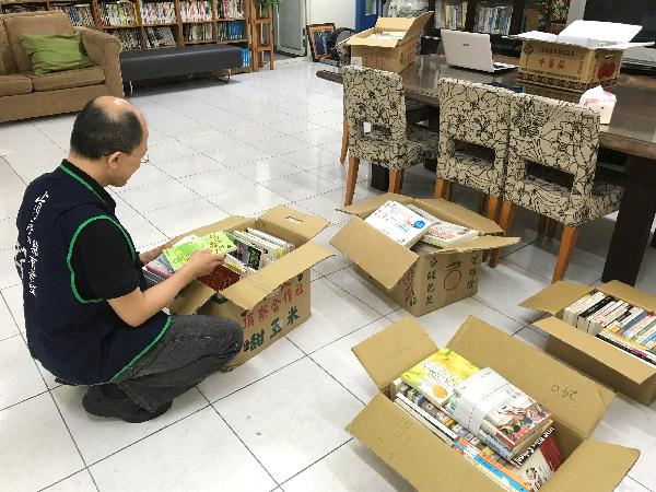 「肯愛為書找心家-讓一顆心再生希望」活動成果
