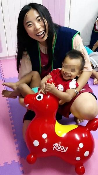 幸福列車分享愛 - 繪心笑一笑方案