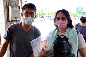 鬍鬚張台北北醫店公益募端午肉粽禮盒捐贈報導