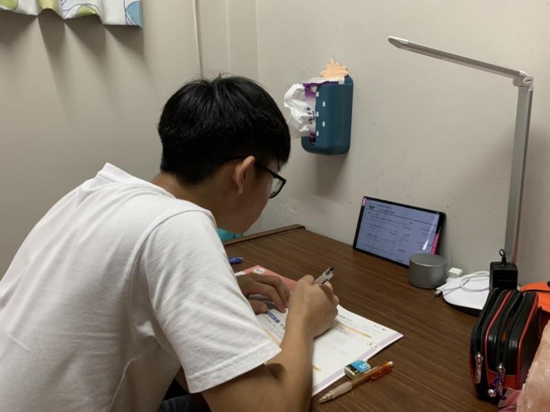疫情中我要更努力-「一人一平板 停課不停學」感恩有您 活動報導