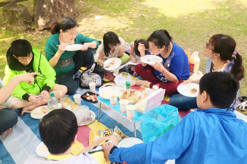 孩子,最懂我的是你 -青青夏日親子野餐