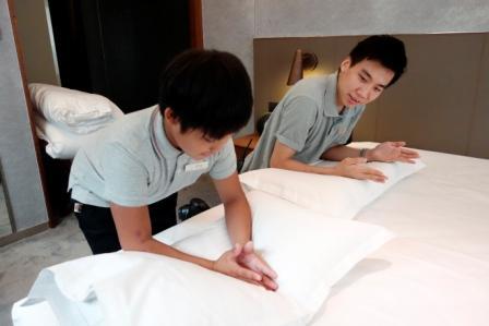 【五心行動-體驗學習】 我家變飯店 活動報導