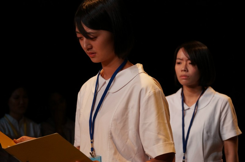 青年團專欄:一位社會系學生的應用劇場參與心得