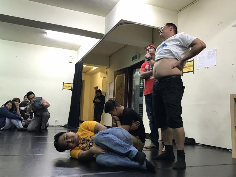近期工作報導:移工戲劇工作坊側記