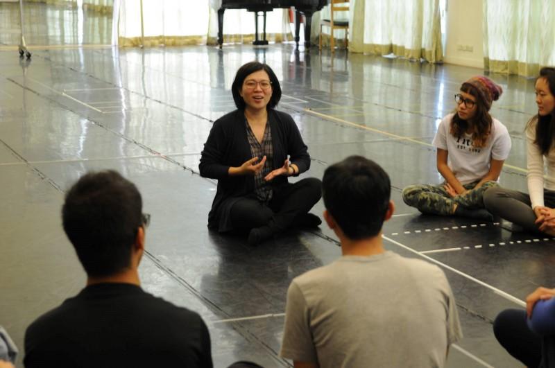 應用劇場大師對談:專訪香港資深戲劇教育導師陳玉蘭