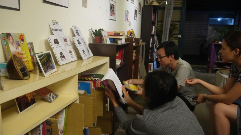 應用劇場專欄:台灣的應用戲場走入東南亞的生命故事文章2標題:望見書間:打造友善的多元社會