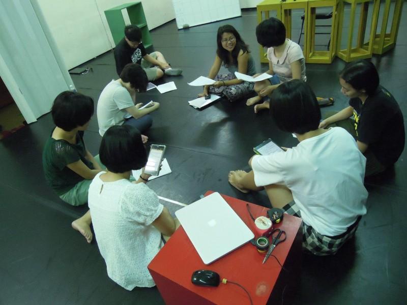 本月推薦:青年團 首齣論壇劇場作品《「難」丁格爾》