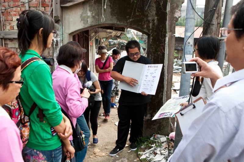 【社造專題】淺談藝術進入台北都會型社區