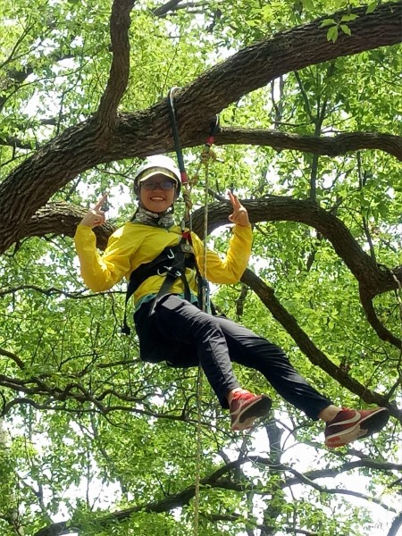 【活動預告】-親子攀樹走繩+野餐