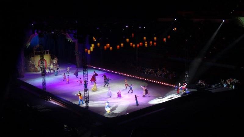 【感恩園地】冰上迪士尼