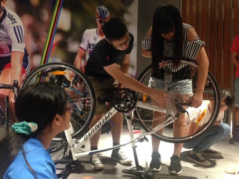 【向日葵少女】暑假單車壯遊 ● 啟動中