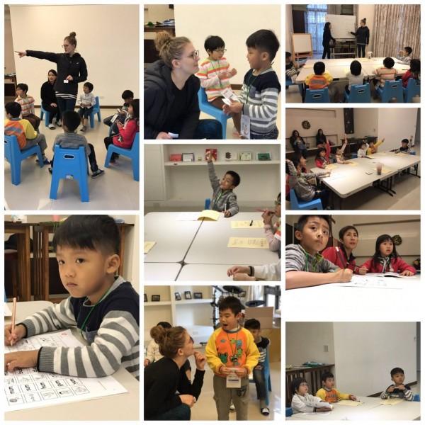 【生命力共學小站】兒童英文遊戲