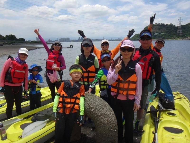 【親子活動五月場】5/28親子獨木舟~暢遊淡水河