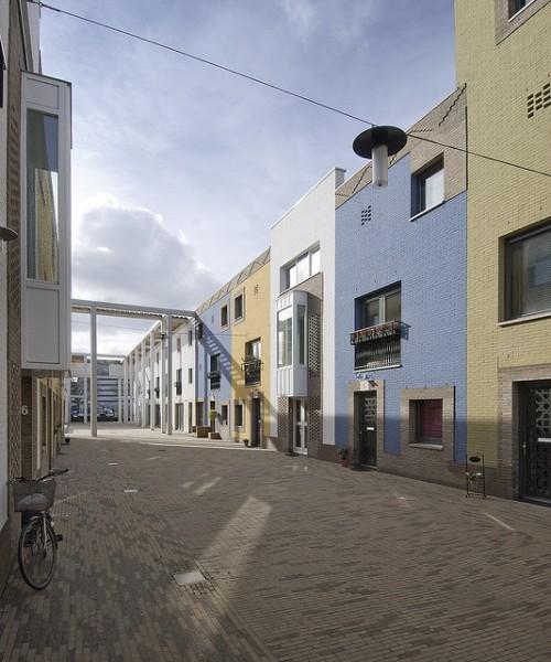 貧民窟? 文化村? 荷蘭城市規劃中對於族群融合的嘗試