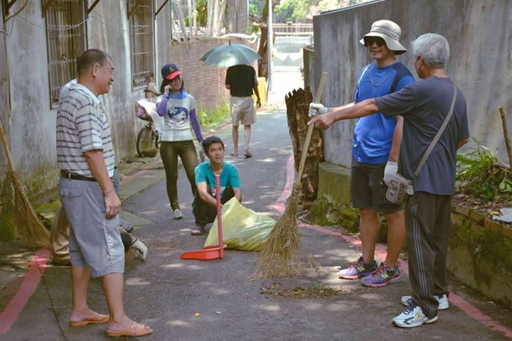 以社區活動支持聚落保存運動-蟾蜍山聚落