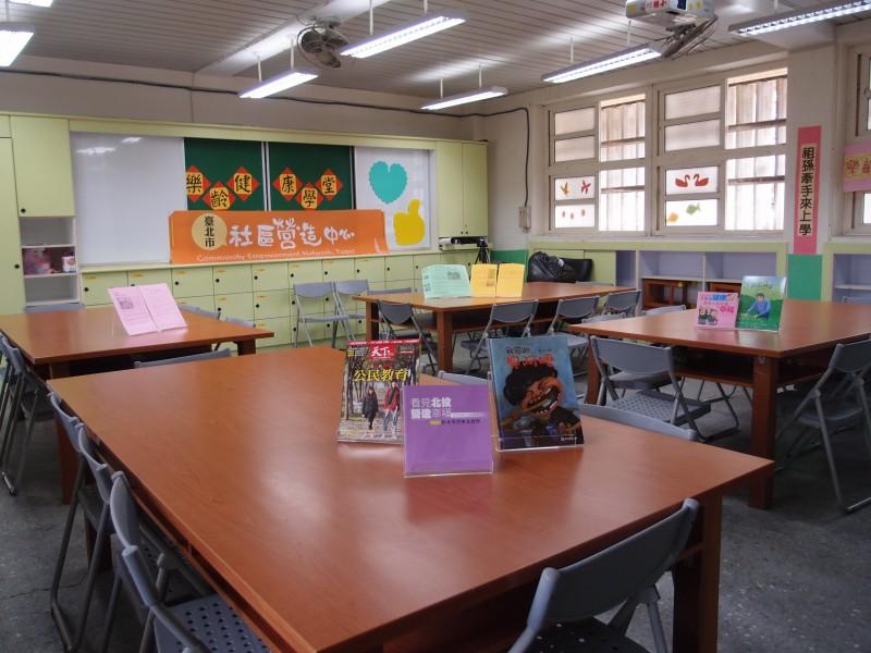 【中心分享】社區與學校共創樂齡學堂