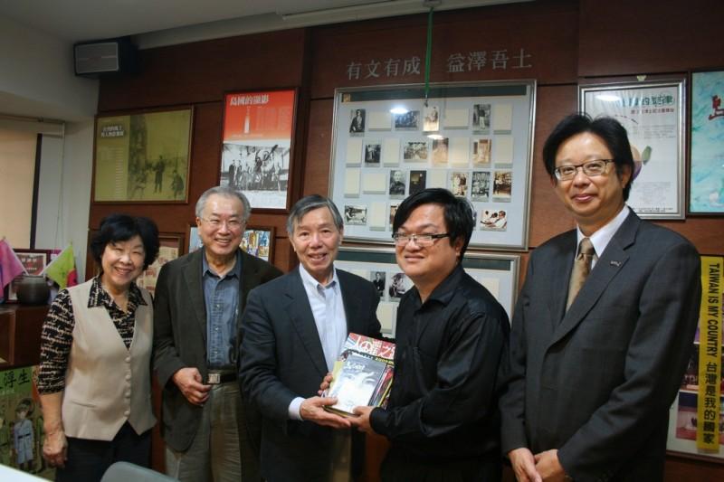 《紀念室參訪》馬來西亞人權專家參訪