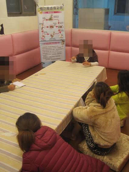 人口販運被害人安置中心:三月婦女月  提升女性自我保護意識