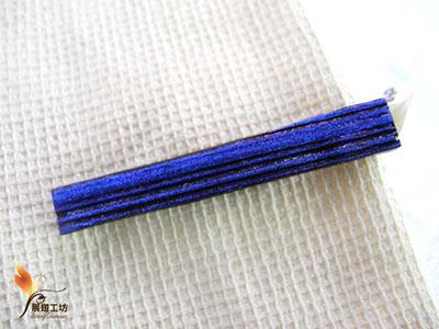 展翅工坊作品介紹--琉璃領帶夾