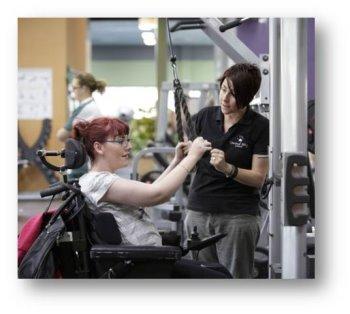 身心障礙者需要的是平權~平等參與的機會