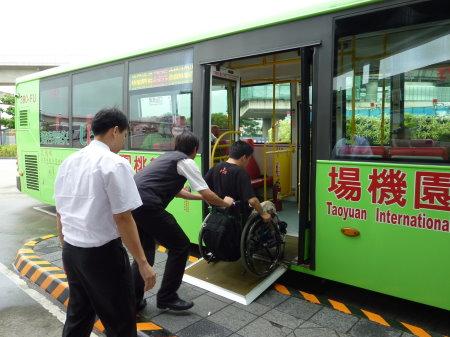 身障者不想再上演公車驚魂記