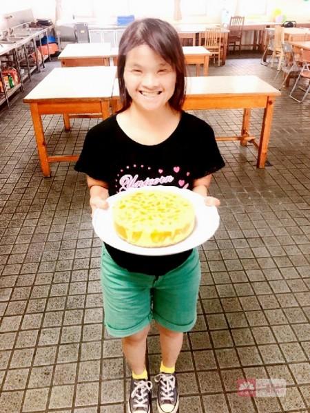 小炫的學習目標-「我要做蛋糕」