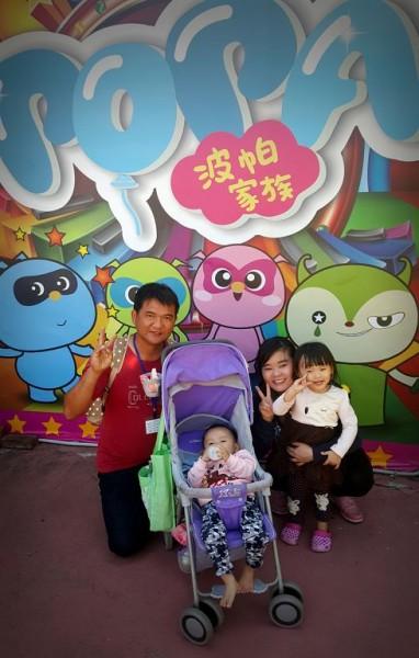 【新住民服務】105年度新住民家庭旅遊活動