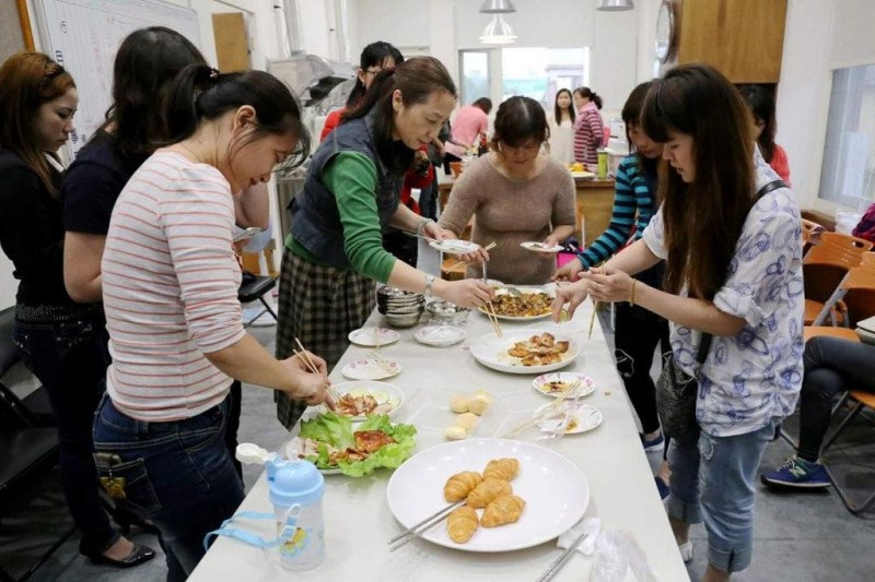 【新住民服務】生活學習暨體驗課程Part1-食在大不同