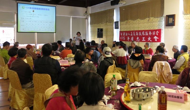 【社區服務】105年度志工大會暨志工聯誼活動